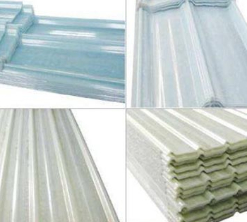 Different colors of frp sheet play different roles